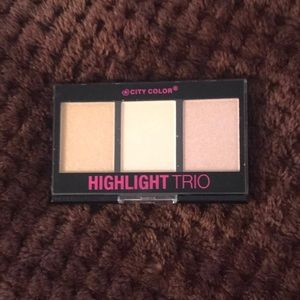 City Color Highlight Trio